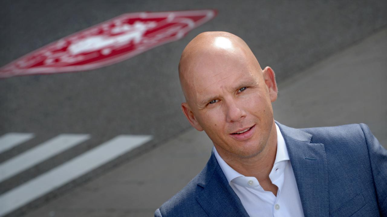 Jan van Halst. Foto: HH/Eric Brinkhorst