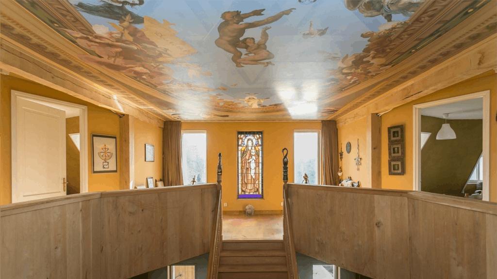 Huis te koop zelfgebouwd droomhuis in groningen bnr for Huizen te koop in groningen