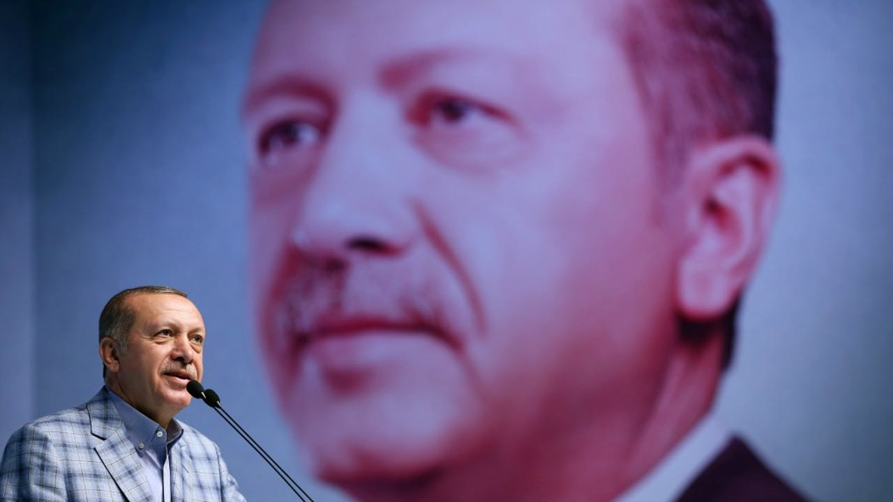 Foto: HH/Turkish Presidency / Yasin Bulbul / Anadolu Agency