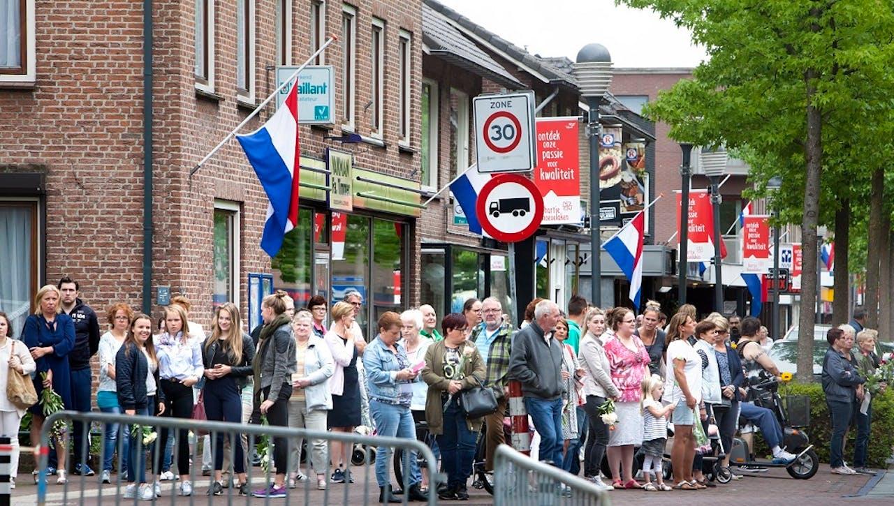 Hollandse Hoogte / Maarten Hartman / Uitvaart