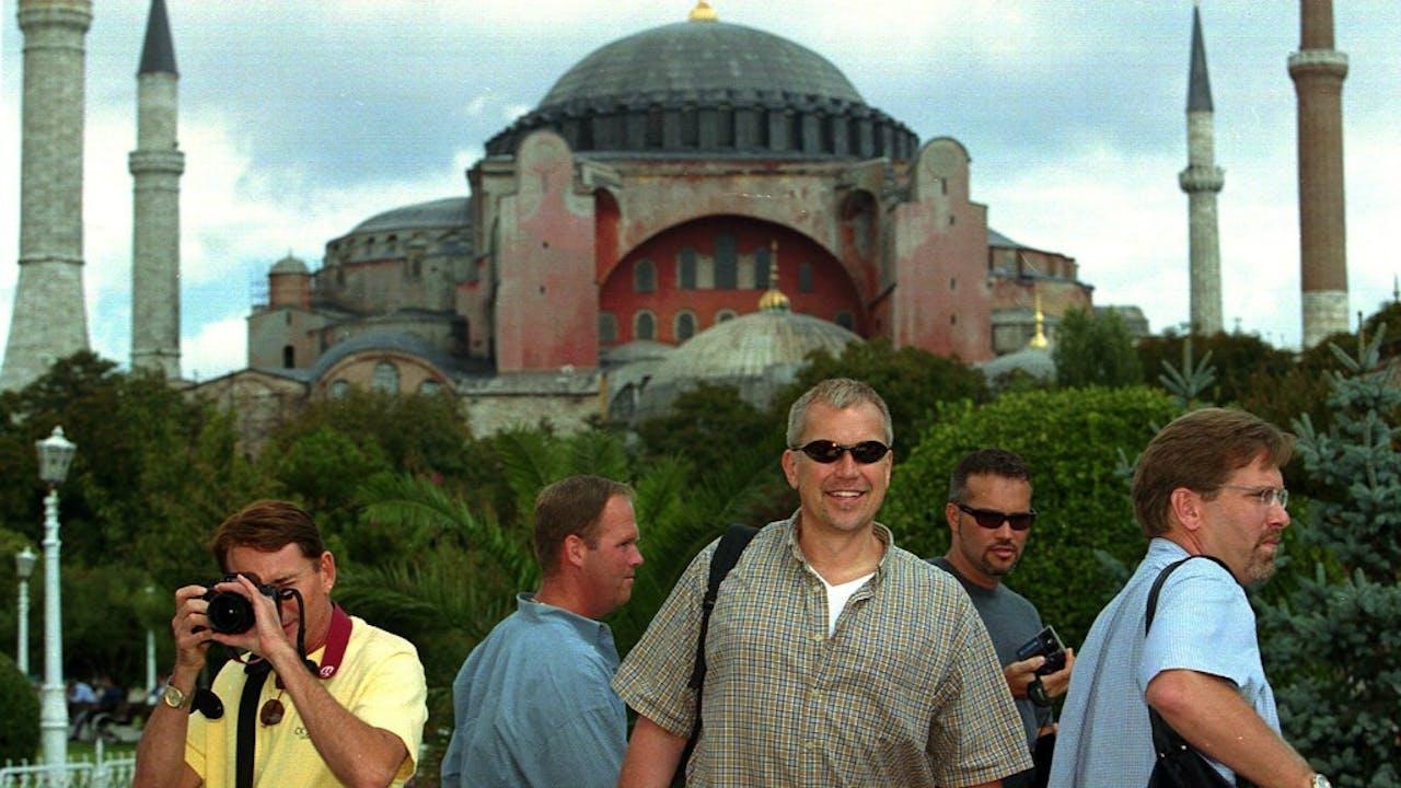 ANP Turkije Toeristen