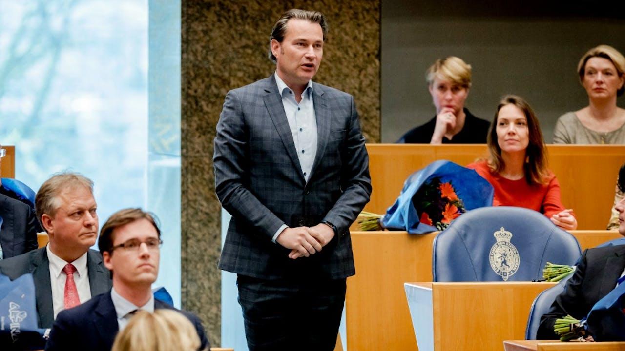 Arno Rutte. Foto: ANP