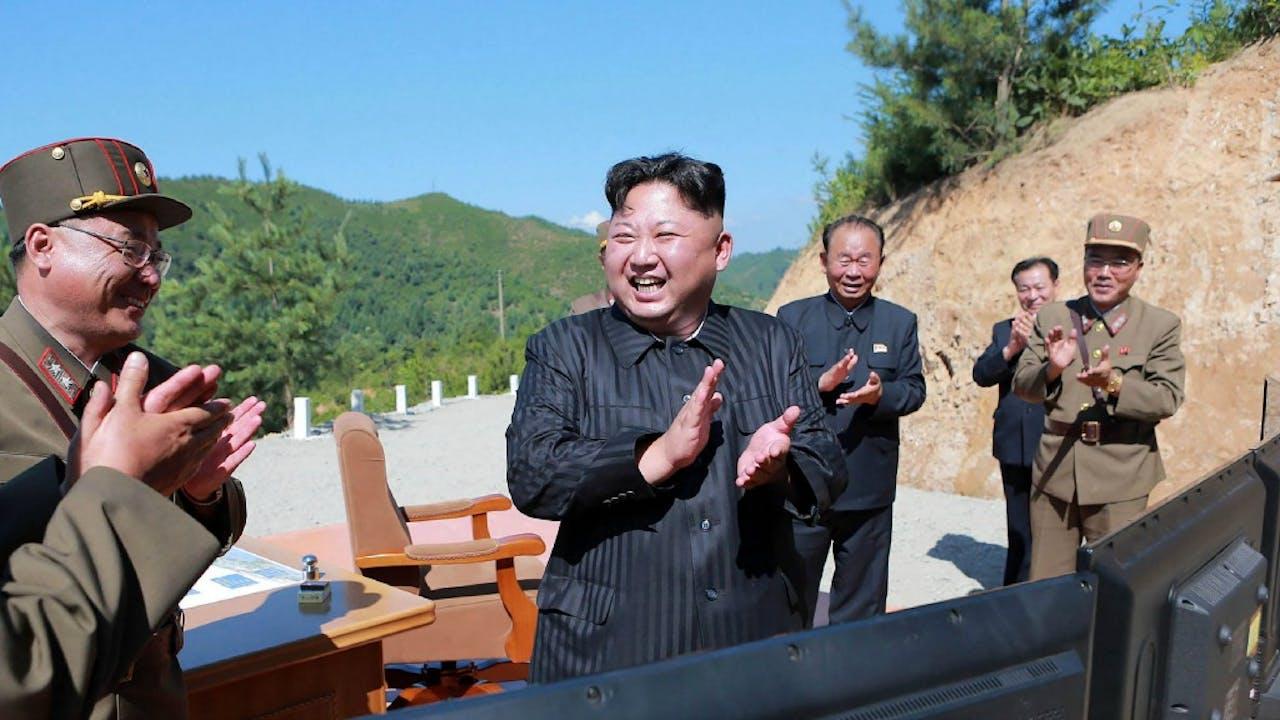 Kim Jong-Un. Foto: ANP/AFP