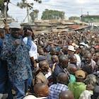 Kenia Odinga toespraak