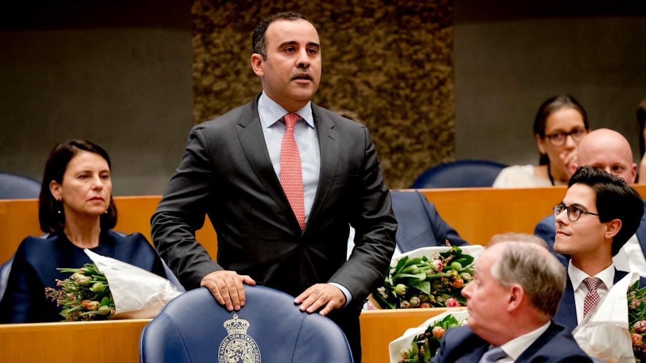 Achraf Bouali. Foto: ANP