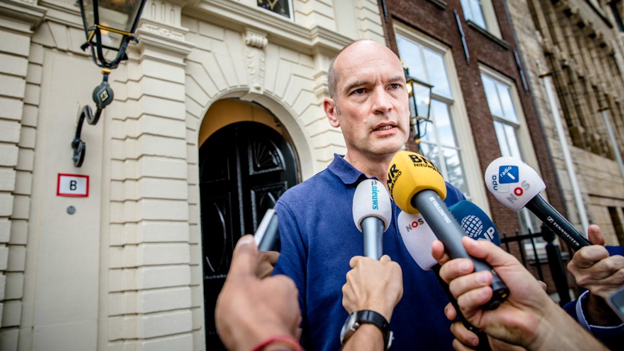 Gert-Jan Segers. Foto: ANP