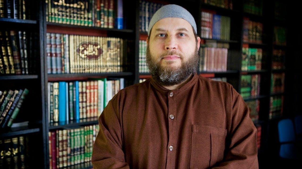 Fawaz Jneid. Foto: HH/Phil Nijhuis