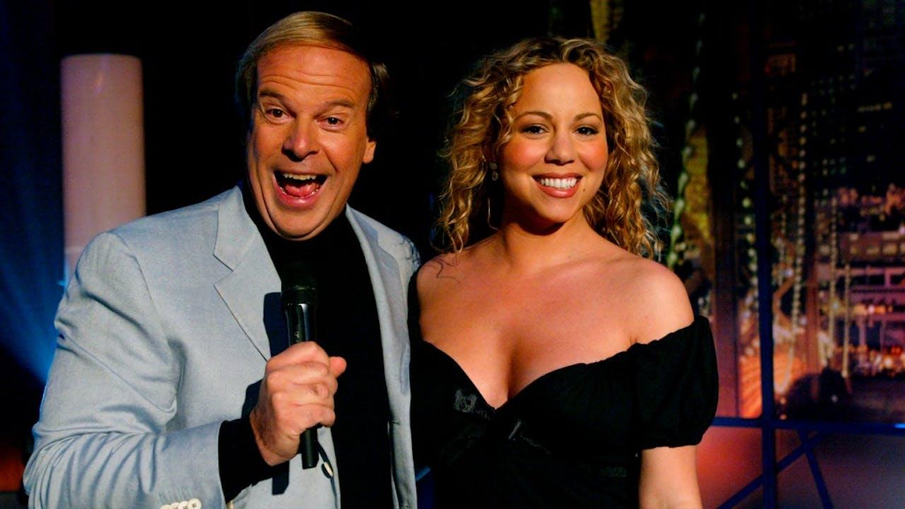 Ivo Niehe met Mariah Carey. Foto: ANP/Kippa