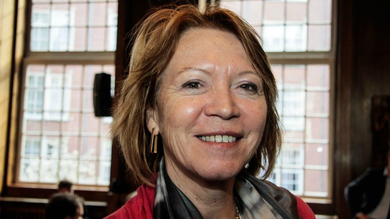 Winnie Sorgdrager. Foto: HH/Anneke Janssen