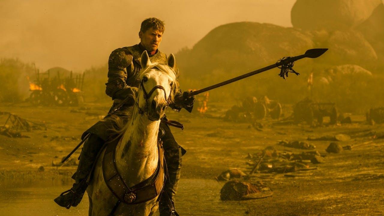 Scène uit Game of Thrones. Beeld: HH / Macall B. Polay / AP | Associated Press