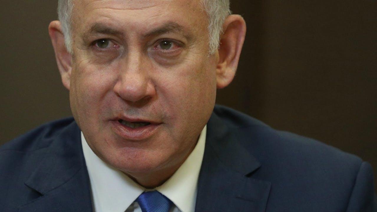 Netanyahu. Foto: HH/Anadolu Agency