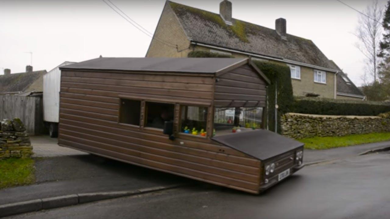 Beeld: YouTube / Barcroft Cars