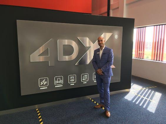 Hoe werkt 4DX van Pathé?
