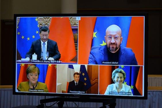 Een stevige Europese delegatie