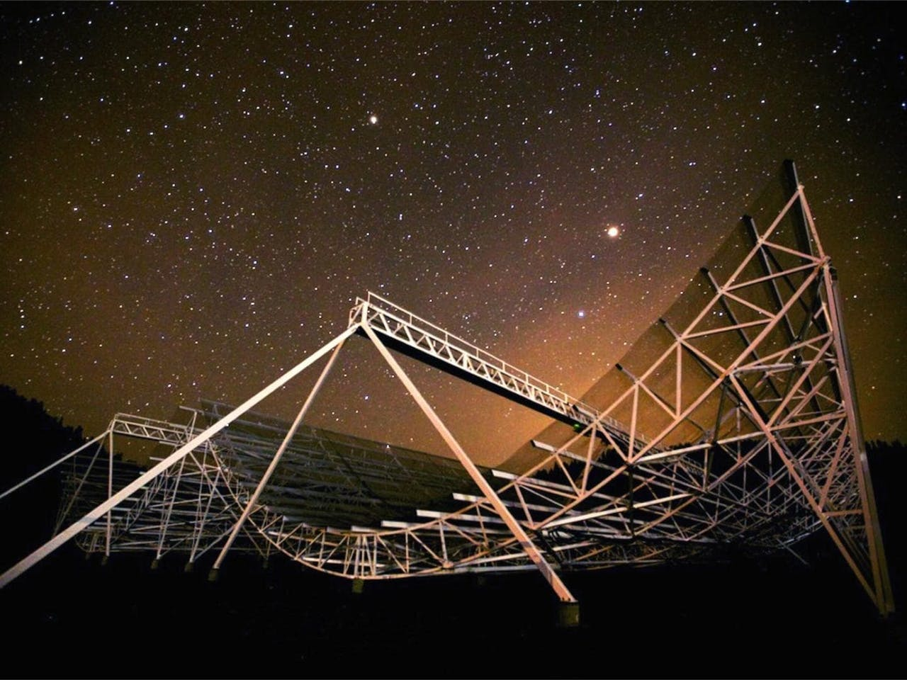 CHIME radiotelescoop
