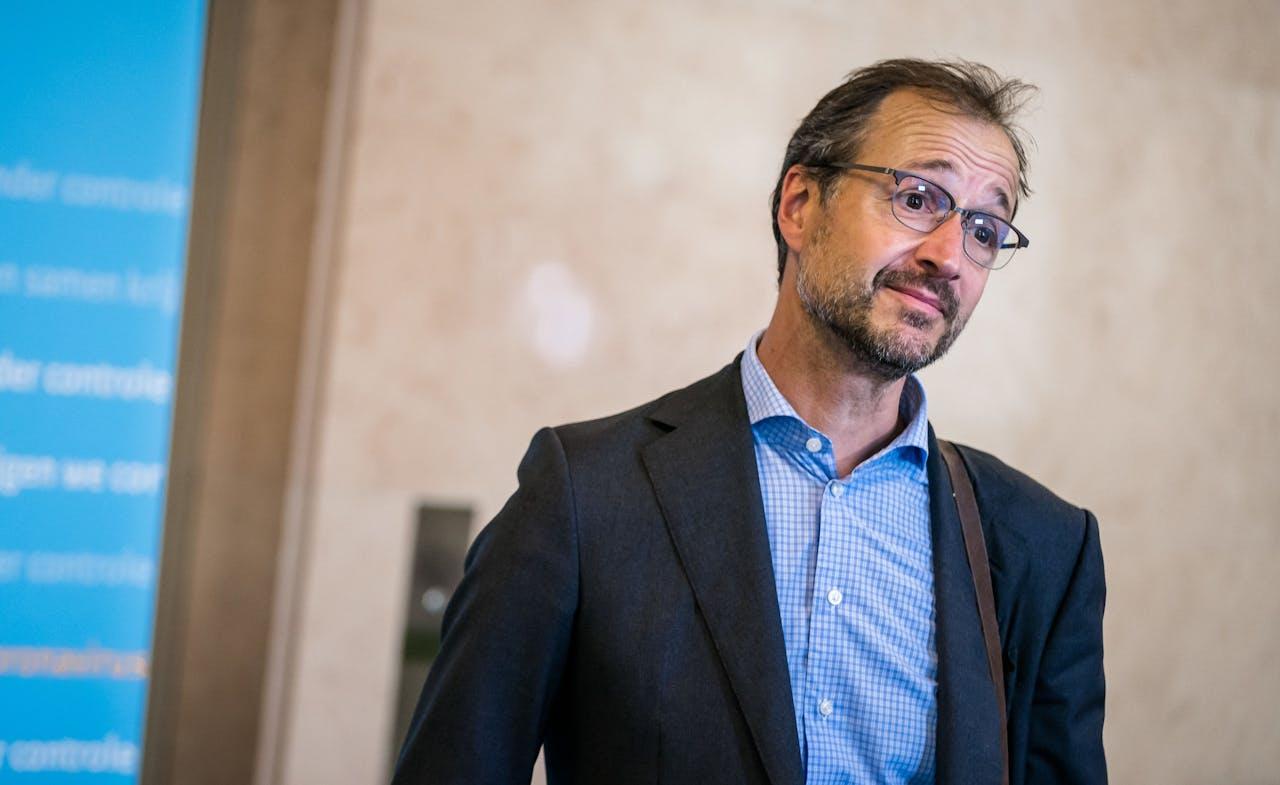Minister Eric Wiebes van Economische Zaken