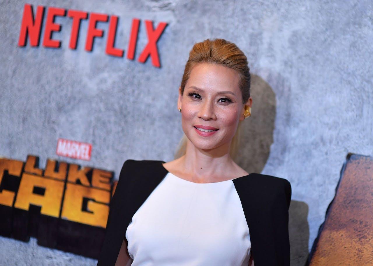 Lucy Liu, producer van Marvel's Luke Cage Season