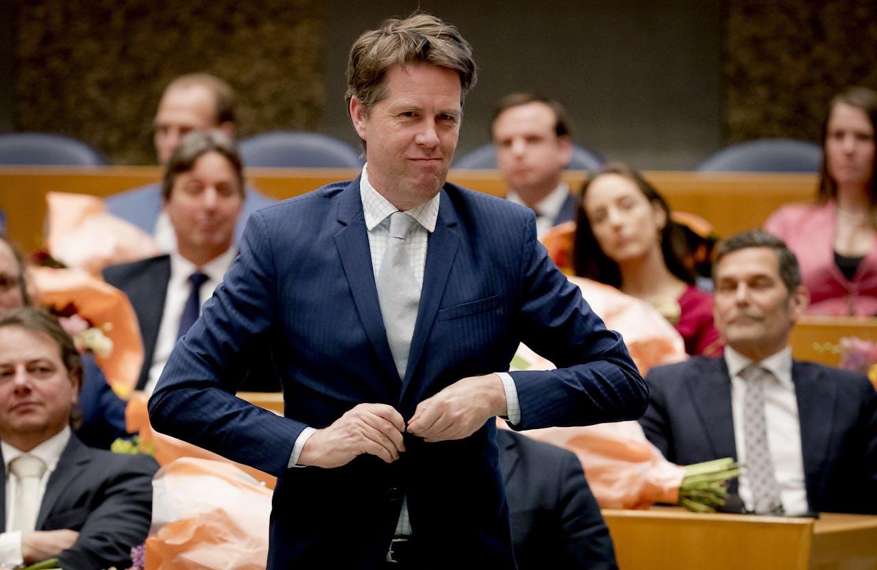 Martin Bosma (PVV).