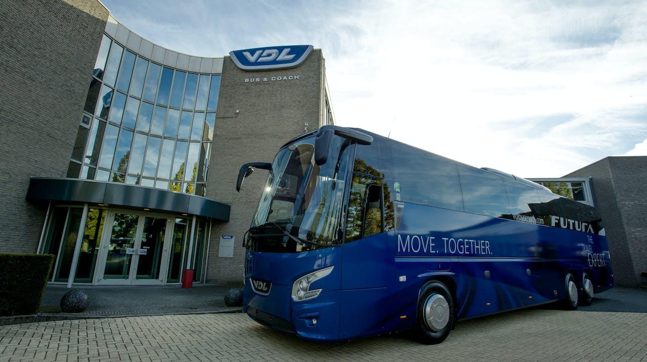 VDL is het Nederlandse bedrijf dat elektrische bussen maakt.