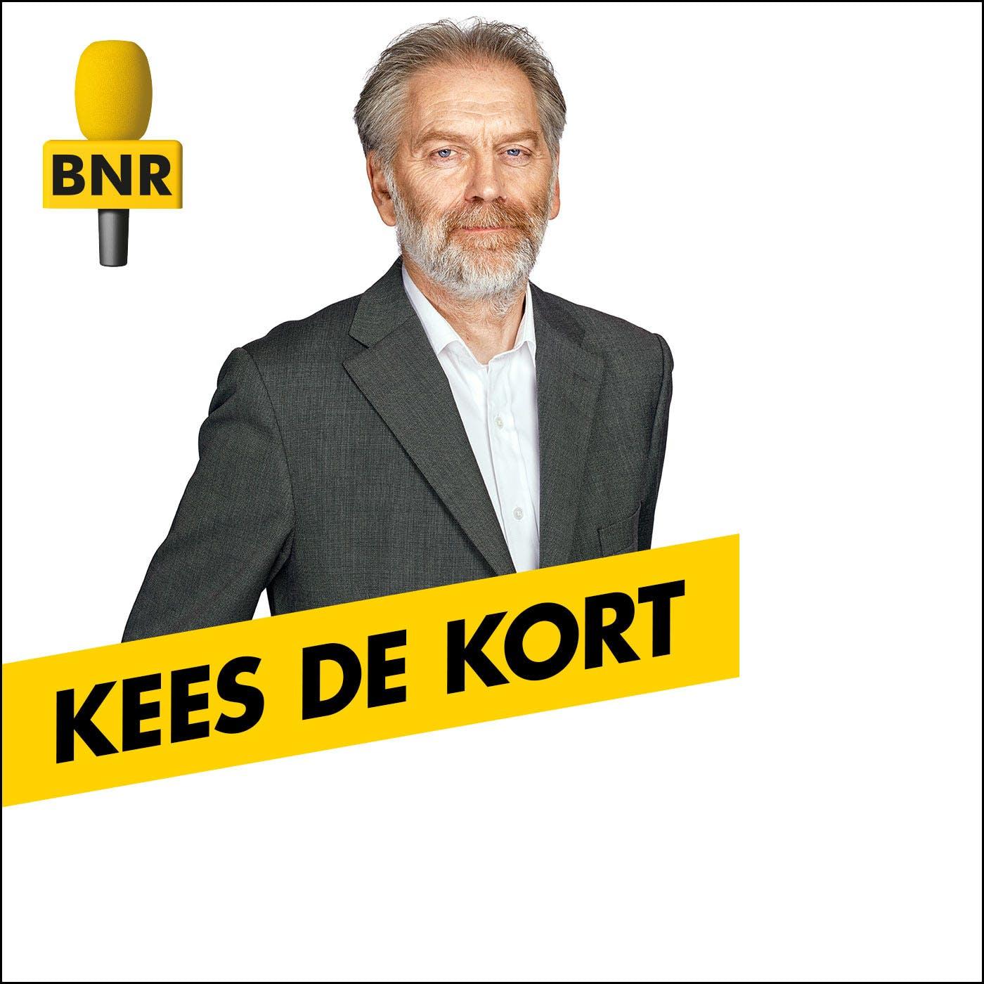 Kees de Kort | BNR logo