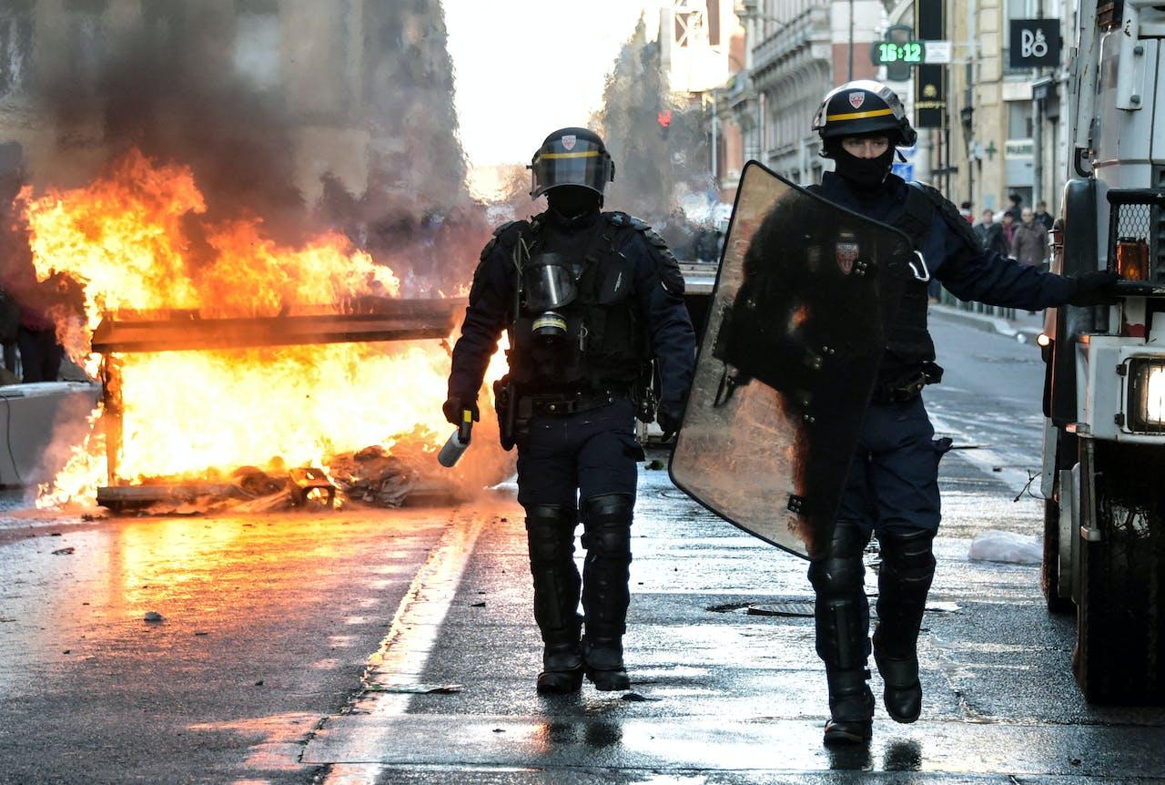 (Photo by PASCAL PAVANI / AFP)