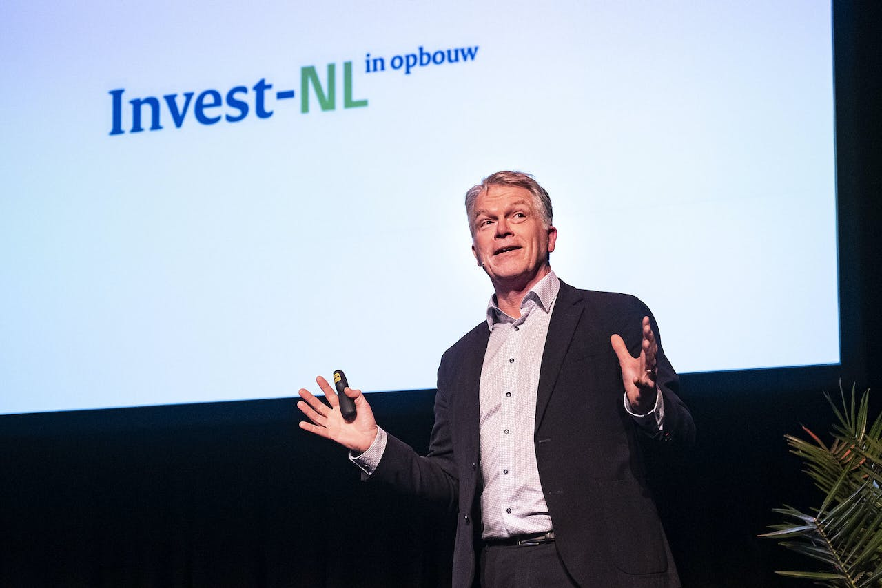 Wouter Bos, CEO van Invest-NL
