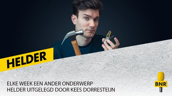 Helder, de explainer-podcast van BNR.