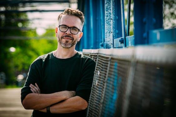 Michiel Veenstra, voorzitter jury DPA, programmadirecteur KINK