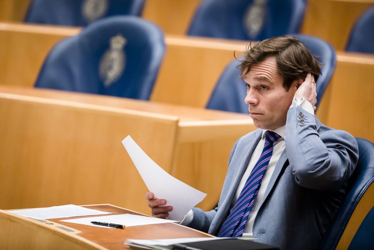 Martijn van Helvert in de Tweede Kamer over de Turkse aanval op Syrië.