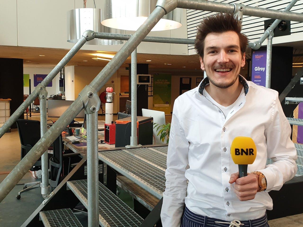 Bernd van Woerden van Brainstud