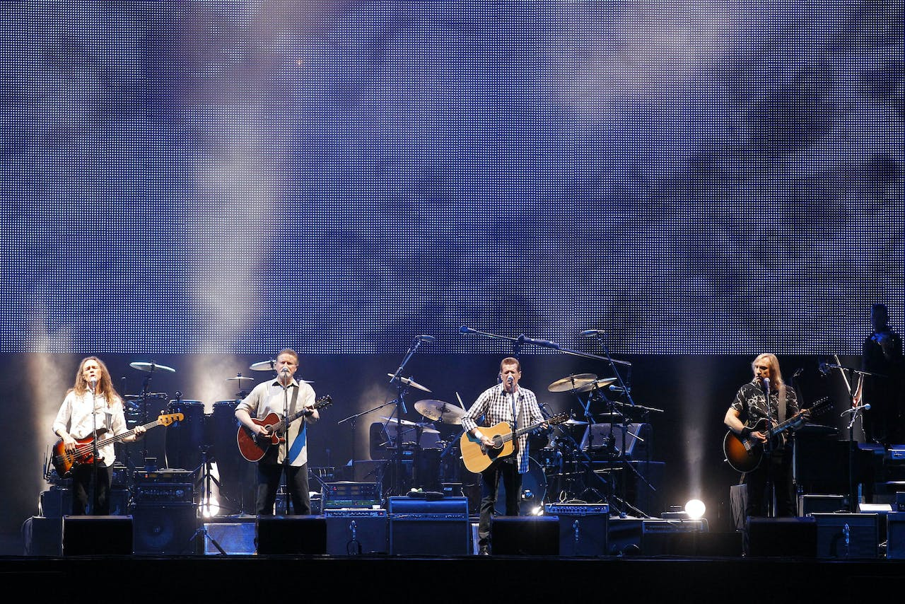 The Eagles in 2011.
