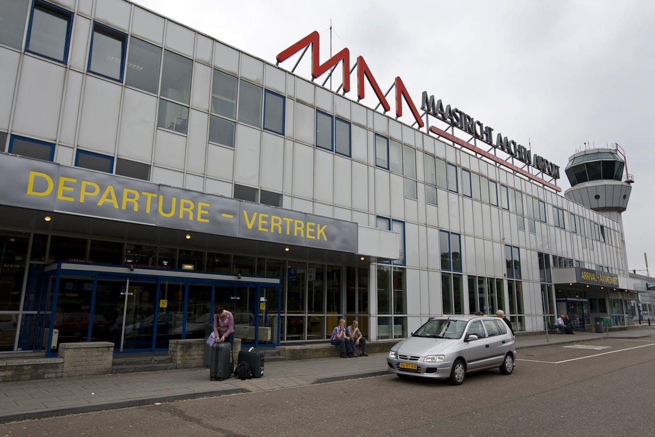 Maastricht Aachen Airport.