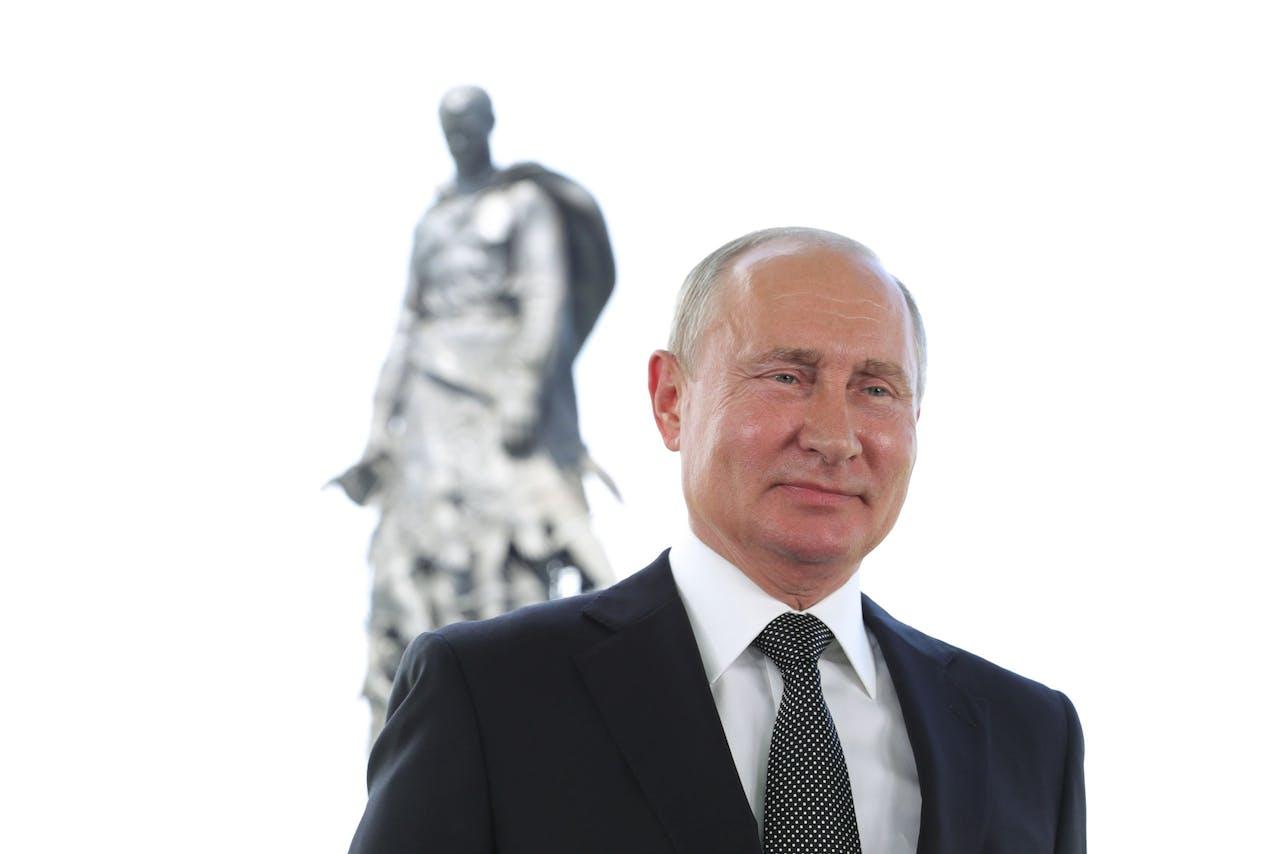 Vladimir Poetin