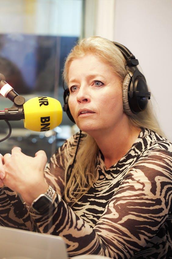 Marianne Zwagerman in gesprek met Art Rooijakkers