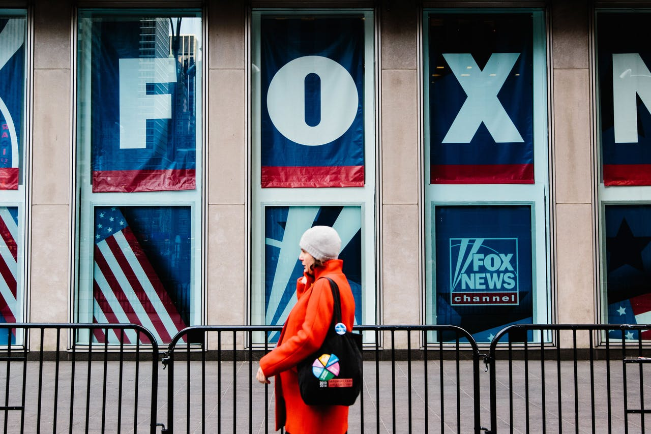 Fox News laat zich flink gelden in de impeachment-storm.