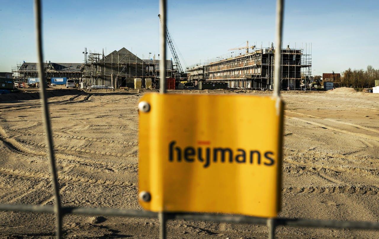 Een bouwproject van Heijmans.