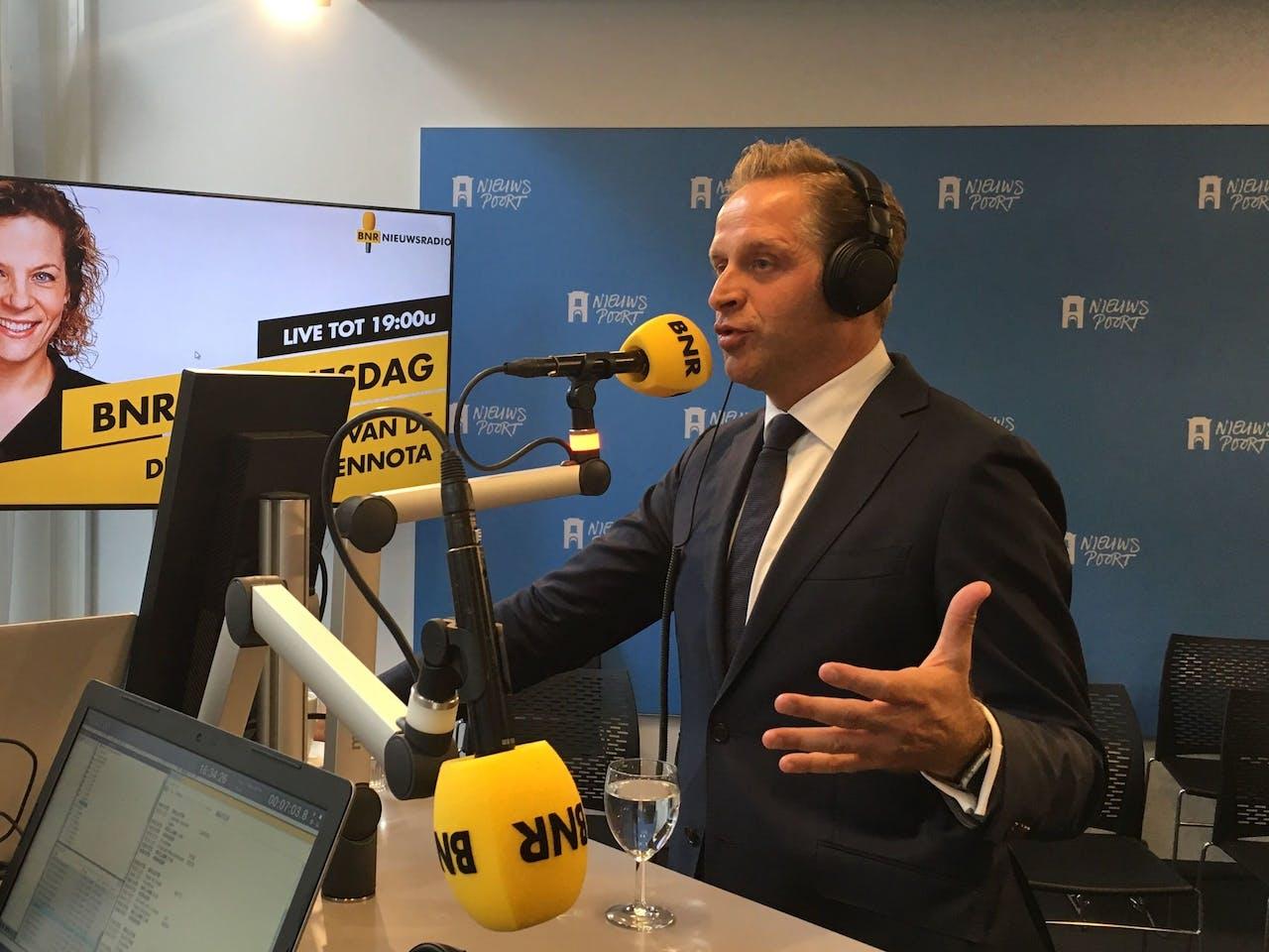 Hugo de Jonge, minister van Volksgezondheid, Welzijn en Sport, zegt dat de vraag naar zorg enorm gaat groeien door de stijgende levensverwachting.