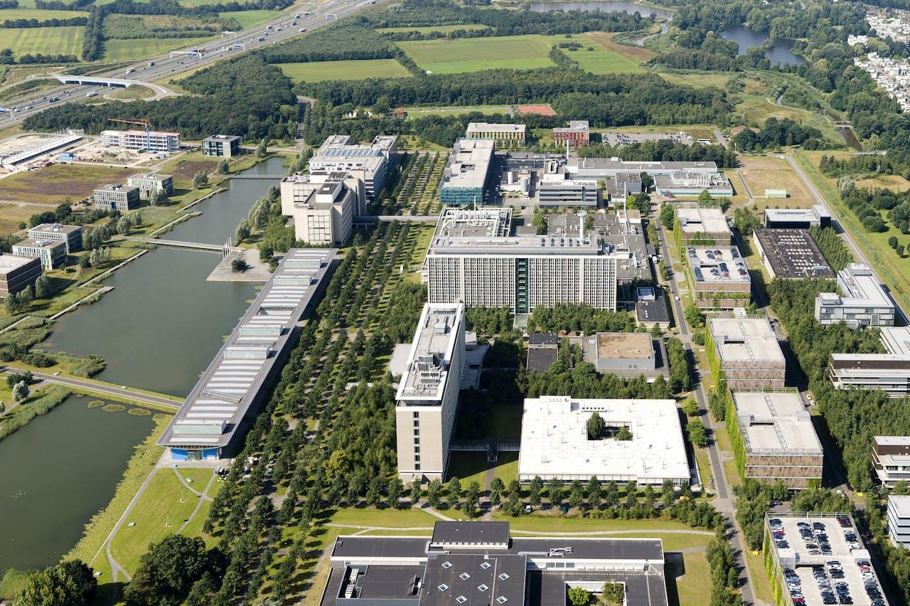 De campus van Philips in Eindhoven. ANP PAUL RAATS