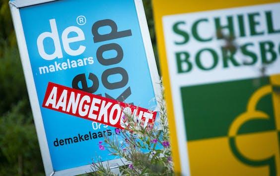 Woningmarkt ANP / Lex van Lieshout