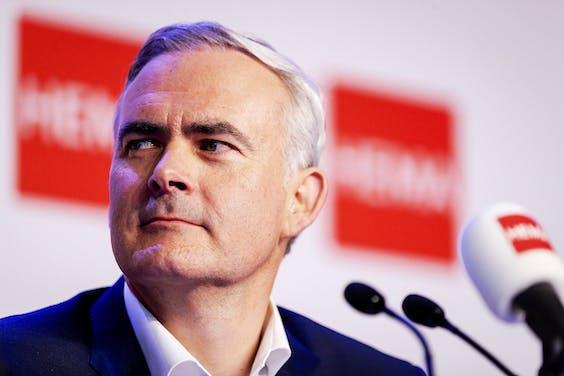 Tjeerd Jegen, CEO van Hema