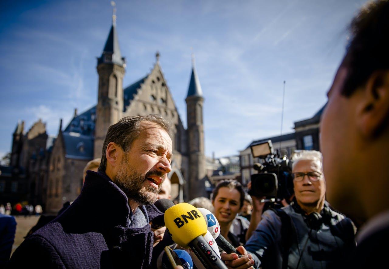 Eric Wiebes, minister van Economische Zaken.