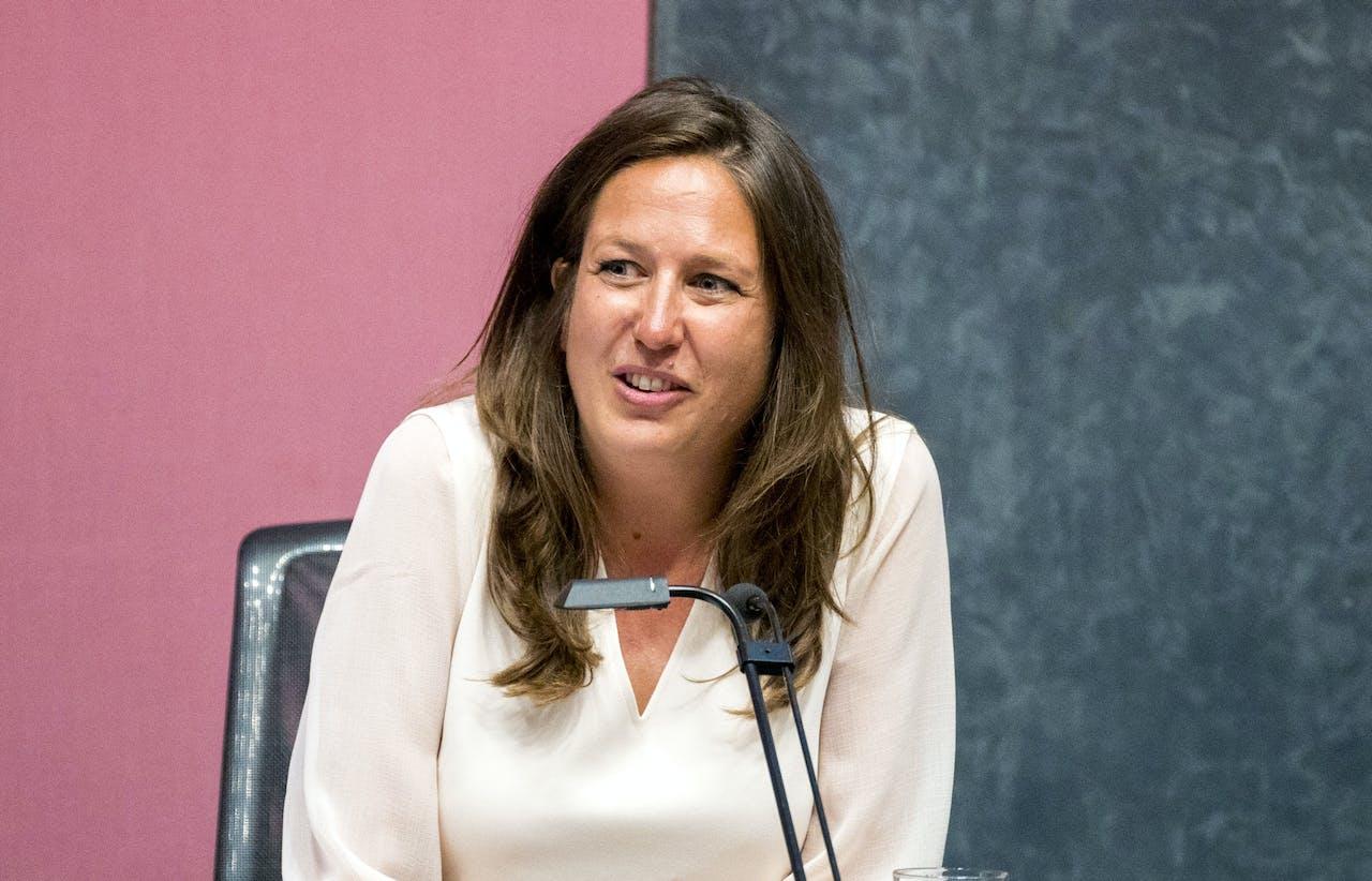 Waarnemend wethouder zorg Marjolein Moorman