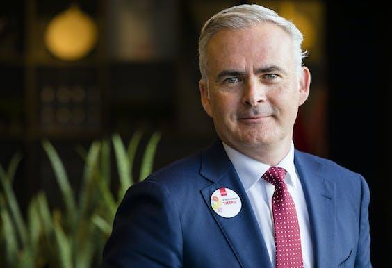 Tjeerd Jegen, CEO van de Hema