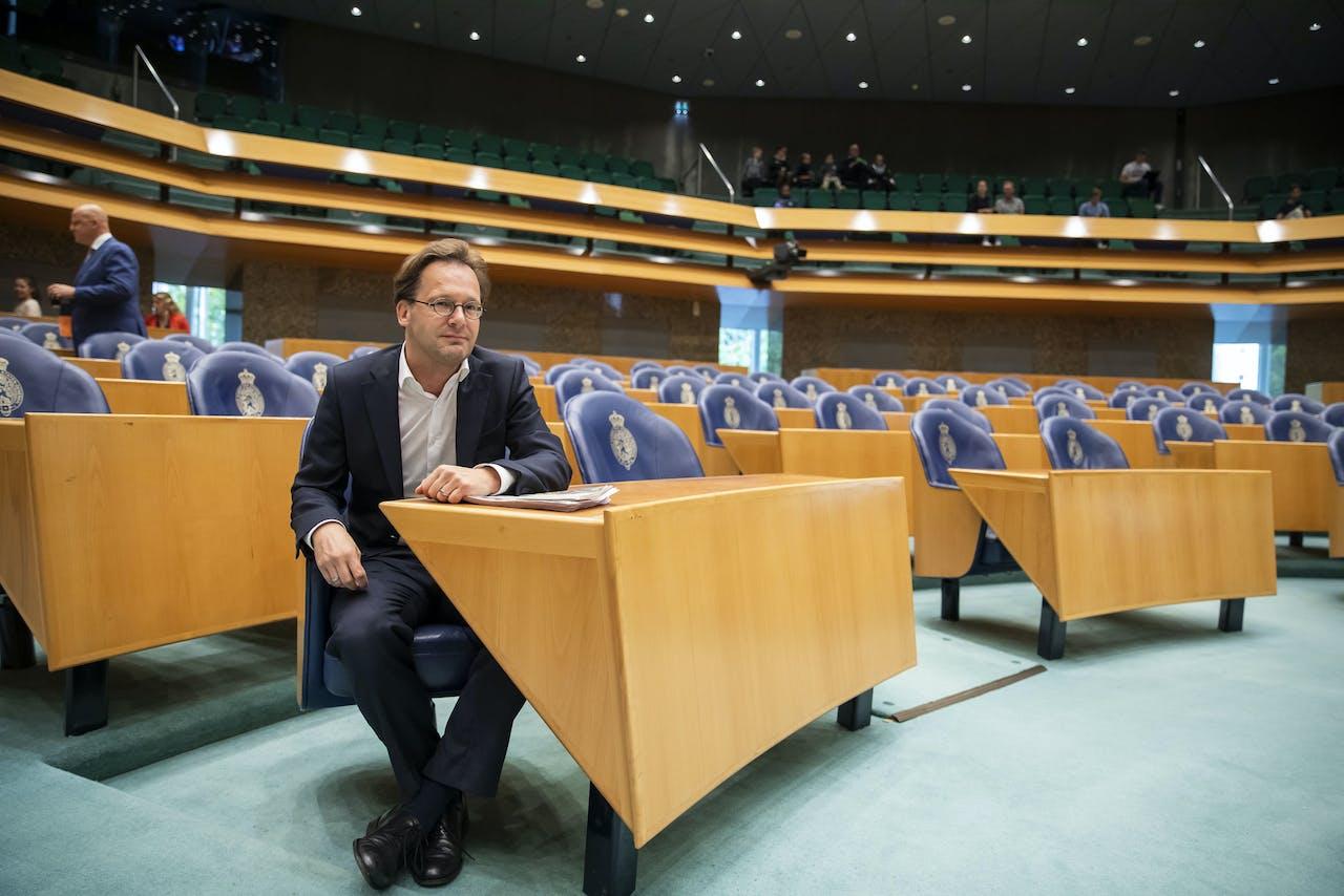 SP-Kamerlid Ronald van Raak