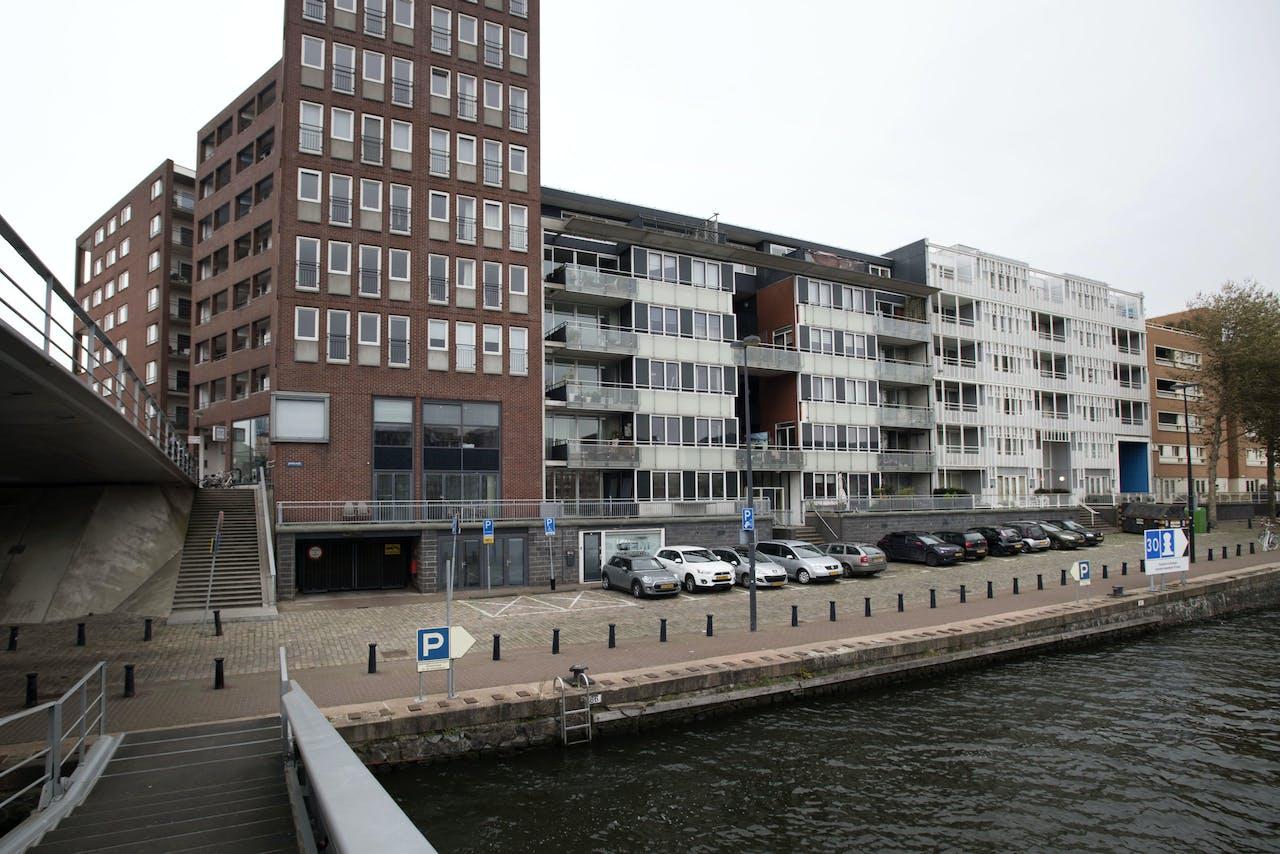 Woningen in Amsterdam.