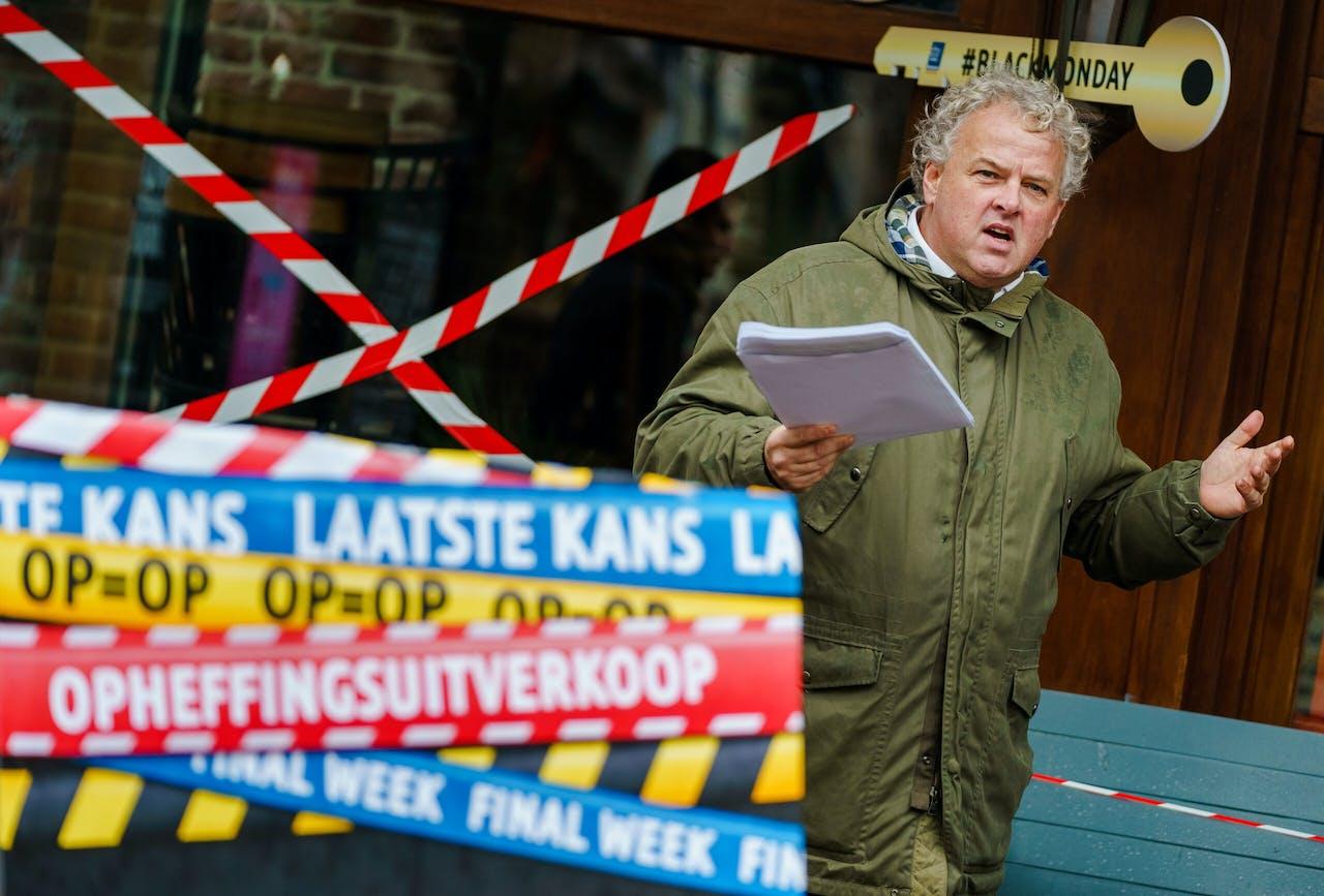 KHN-voorzitter Rober Willemsen