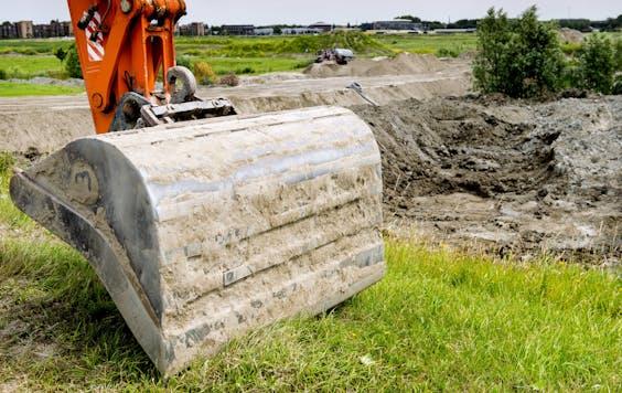 Grond in Verzet: bouw nog steeds vast