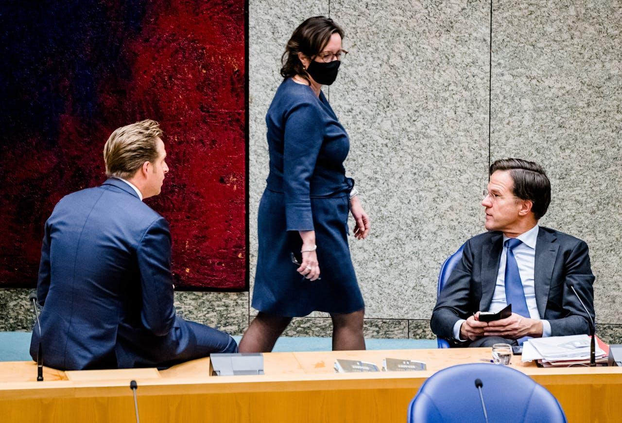 De Jonge, Van Ark en Rutte