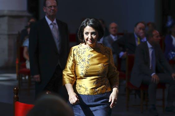 Voorzitter van de Tweede Kamer Khadija Arib