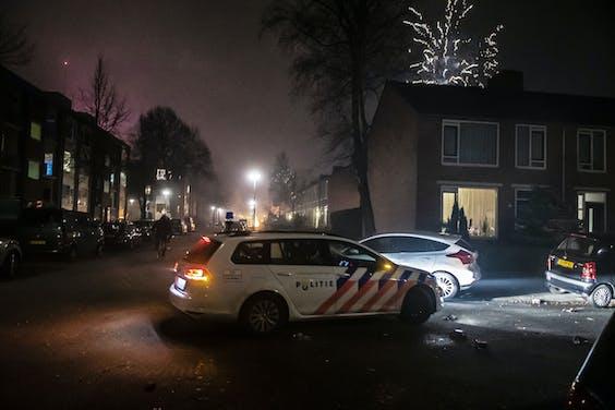 De wijk Paddepoel in Groningen